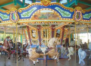 Edmonton Park Carousel